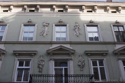 Дом на улице Коперника
