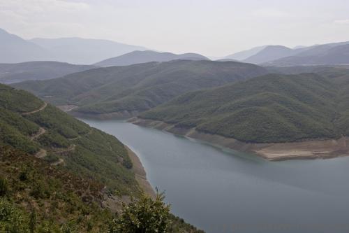 Озеро Фьерз