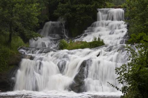 Dzhuryn Waterfall