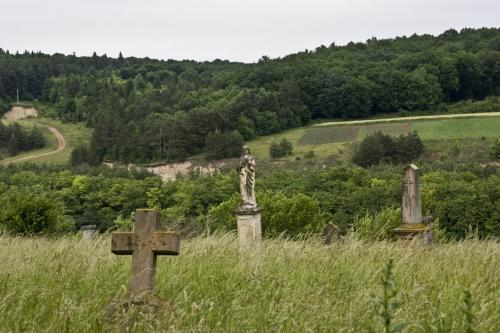 Ancient cemetery