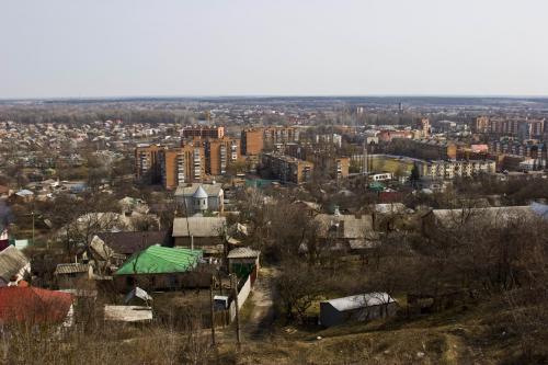 Вид з Іванової гори