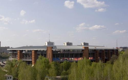 Yuvileinyi (Anniversary) stadium