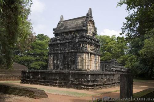 Nalanda Gedige Buddhist Temple