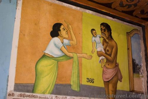 Храм Вевуруканала Віхара