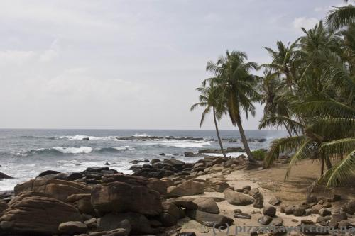 Cape Dondra, southernmost point of Sri Lanka