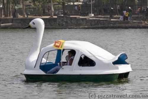 Озеро Бейра