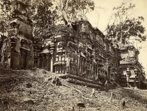 Руїни Полоннаруви в колоніальні часи