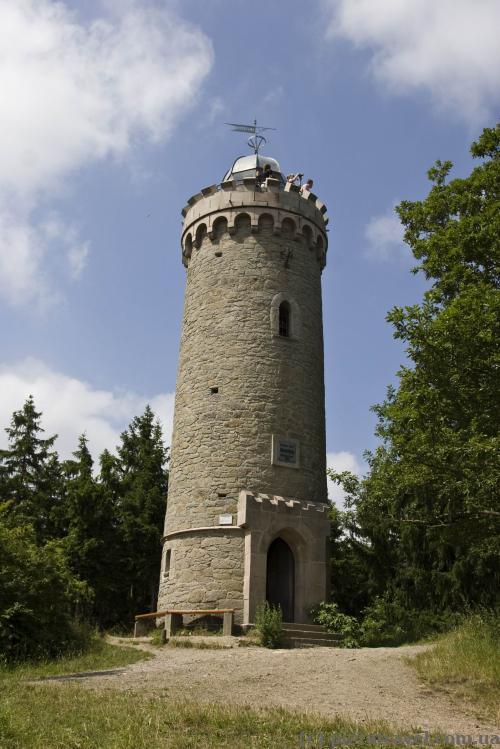 Kaiserturm observation deck