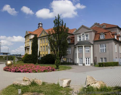 Cultural center of the Harz region