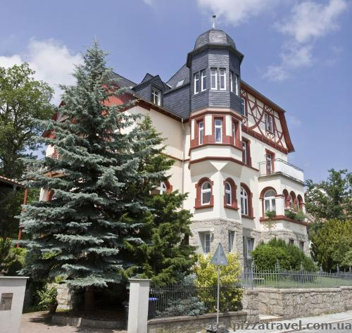 Beautiful private house in Wernigerode