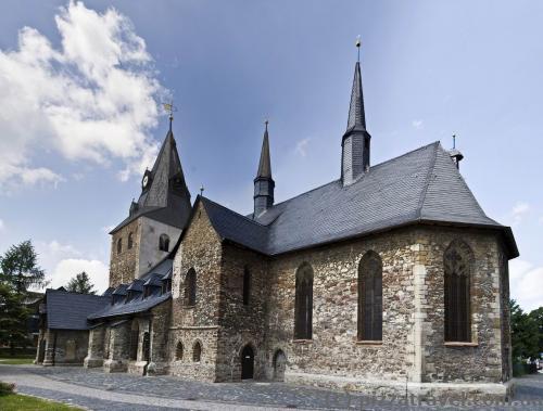 St. John's Church (1270?)