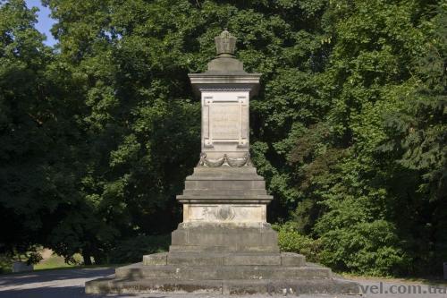 Памятник немецкому Рейху времен 1870-71 годов