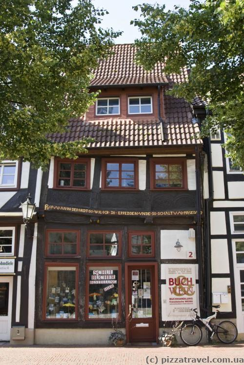 Старый дом на Kirchplatz