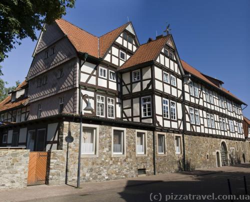Клиника Burghof (17 век)