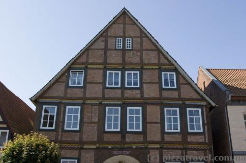 Старый дом в Ринтельне