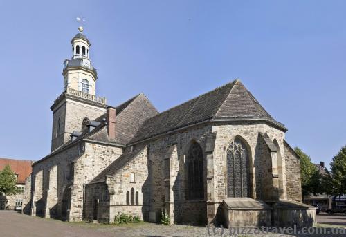 Церковь Святого Николая (1238)