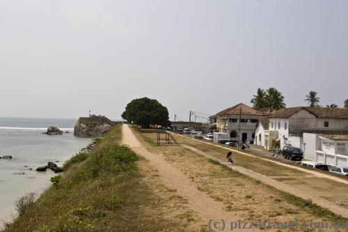 Walls of the Galle Fort