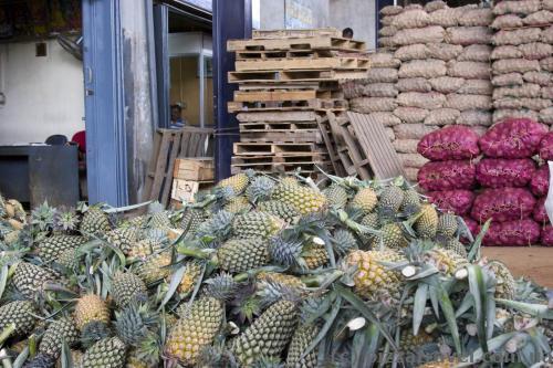 Оптовый рынок в Дамбулле