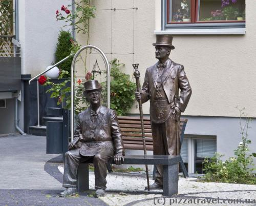 Скульптури у Кведлінбурзі