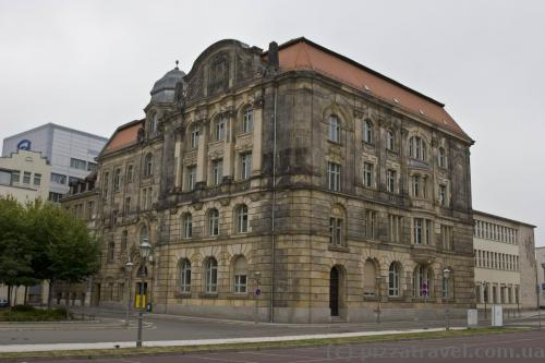 New City Hall in Magdeburg