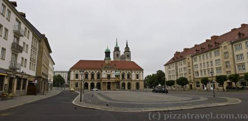 Ринкова площа Магдебурга