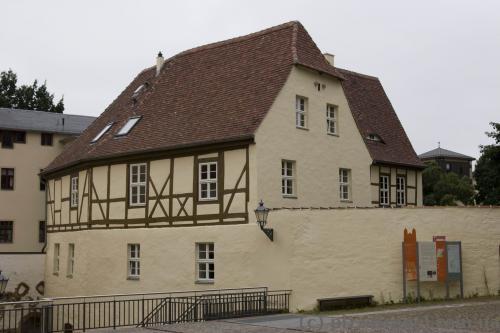 Напевно, єдиний фахверковий будинок у старому місті