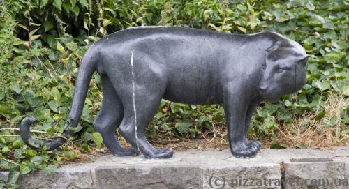 Скульптура в Магдебурге