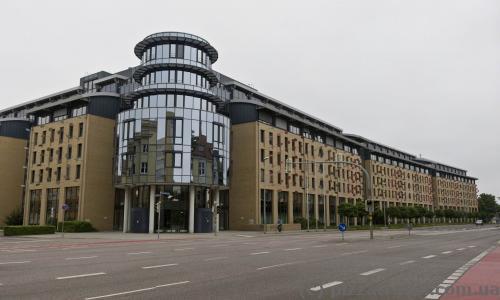 Будівля в Магдебурзі