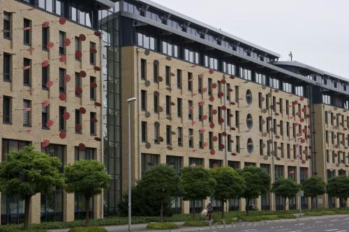 Кумедна будівля