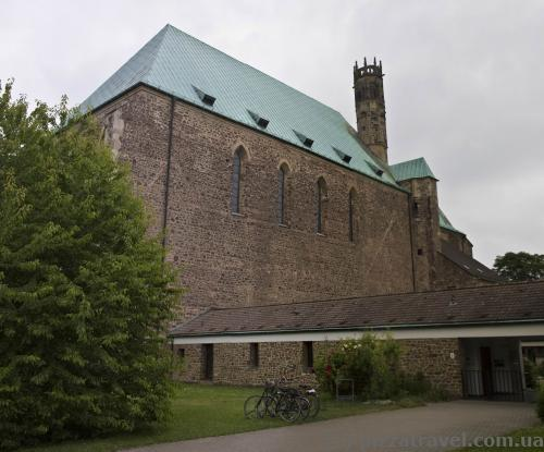 Walloon Church of St. Augustine (1285)