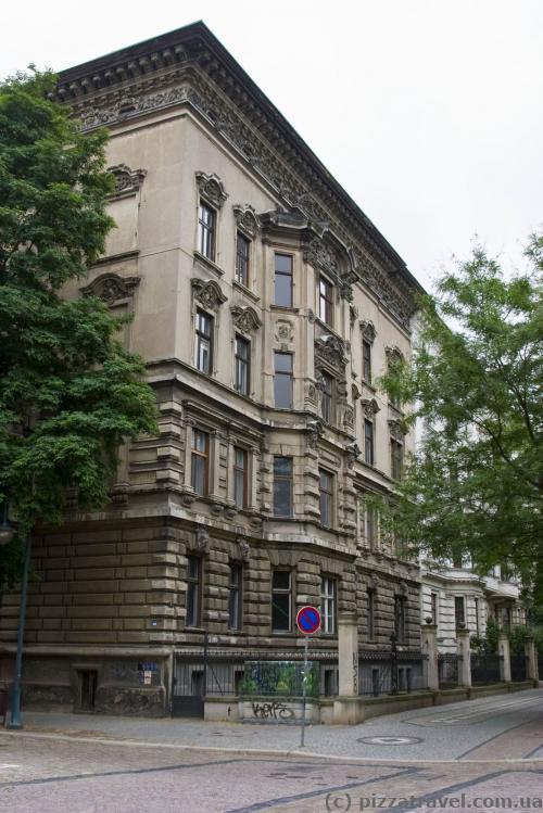 Будинок на Hegelstrasse