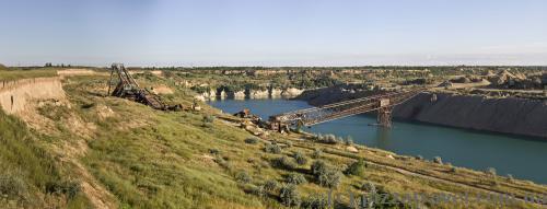 Moroziv coal mine
