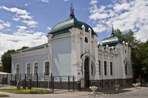 Кіровоградський краєзнавчий музей (Будинок Барського)