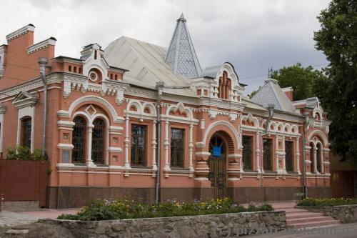 Меморіальний музей Осьмьоркіна