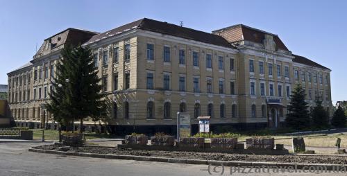 University (former court building)