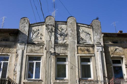 Architecture of Sambir