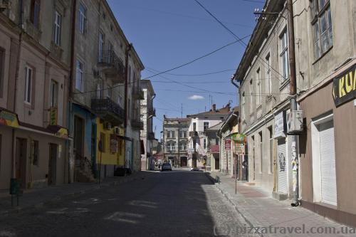 Улицы Дрогобыча