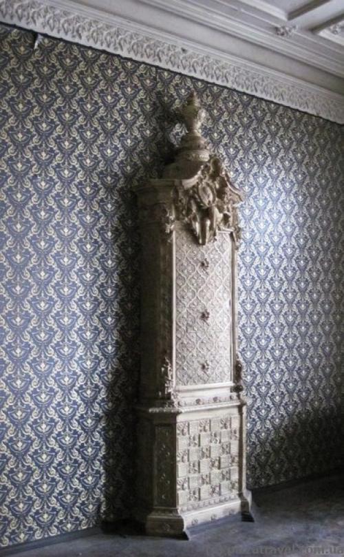 Интерьеры дома Барона Штейнгеля