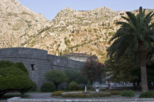 Fortress in Kotor