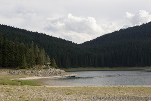 Чорне озеро в Жабляку