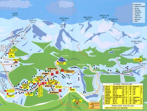 Карта Жабляка