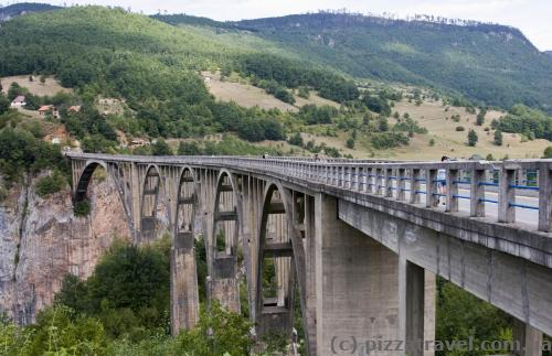 Durdevica Tara Bridge