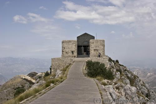 Mausoleum of Petar II Petrovic Negosh
