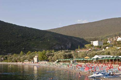 Zanjich beach
