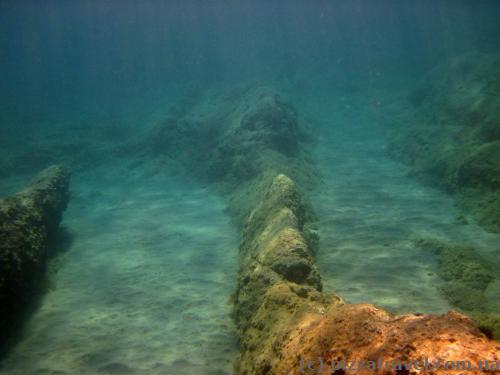 Underwater world of Plavi Horizonti