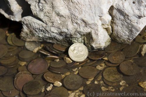 Теперь и монета из Украины