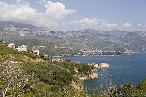 Budva Riviera view