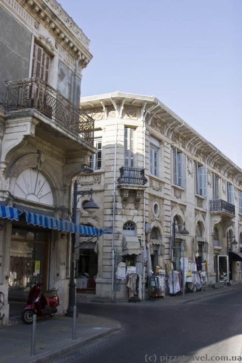 Old city of Limassol