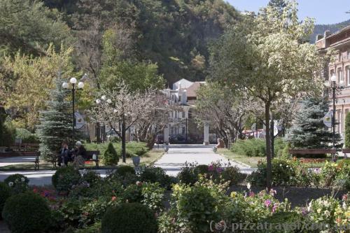 Park in Borjomi
