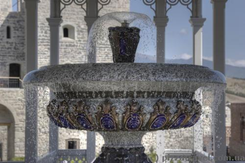 Fountain in the Rabat Fortress